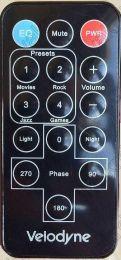 VELODYNE OPTIMUM-8, OPTIMUM-10, OPTIMUM-12, SPL-800 ULTRA, SPL-1000 ULTRA, SPL-1200 ULTRA